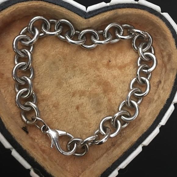 sterling silver Jewelry - Sterling silver link bracelet